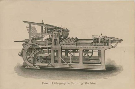 rotary-lithographic-press