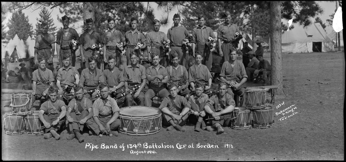 134th-pipe-band-library-and-archives-canada