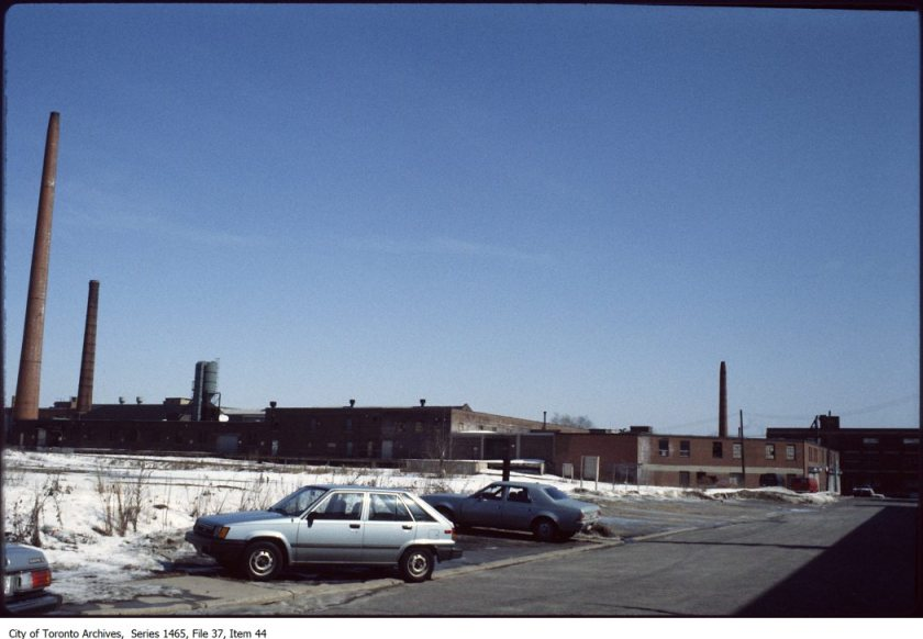 Miscellaneous, Railway Lands. - [between 1977 and 1998]
