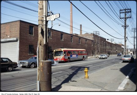 File consists of 99 photographs, 65 architectural drawings and illustrations, and 47 architectural models depicting Railway Lands urban development. ;Some of the photographs show the Liberty Village area.