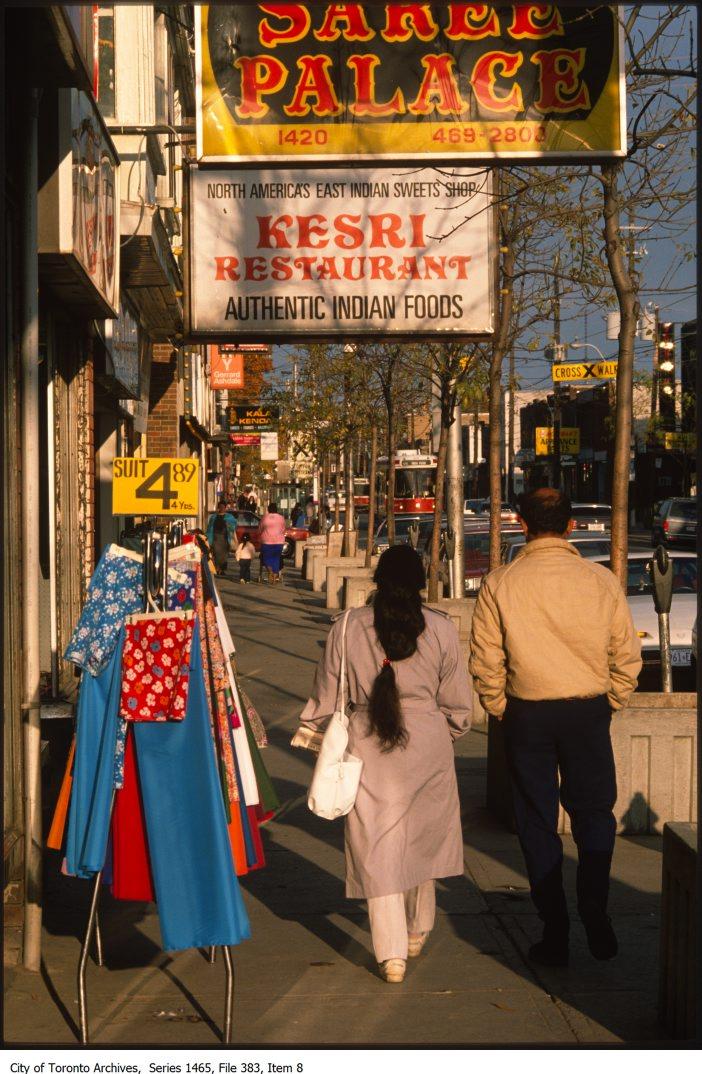 South Riverdale. - 1975-1988