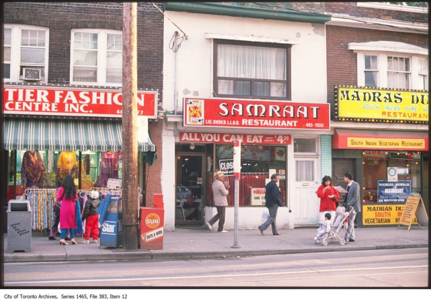 South Riverdale. - 1975-1988
