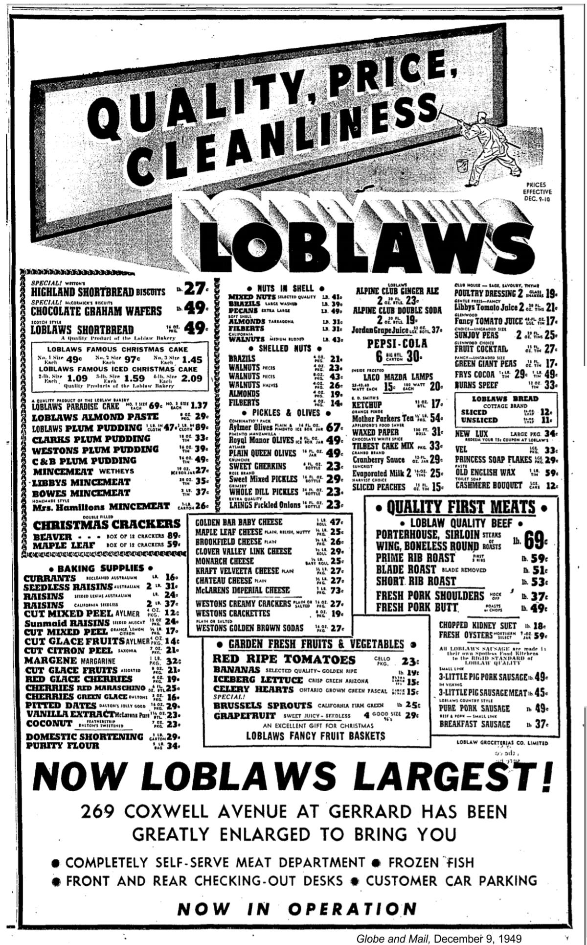 loblaws-ad-dec-9-1949