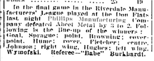Globe, March 6, 1913
