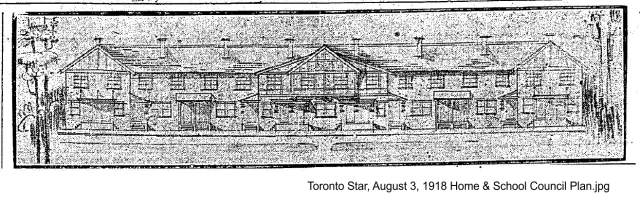 toronto-star-august-3-1918-home-school-council-plan-architect-drawing