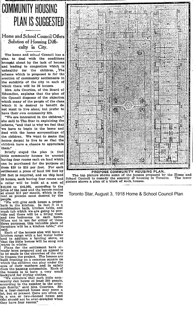 toronto-star-august-3-1918-home-school-council-plan