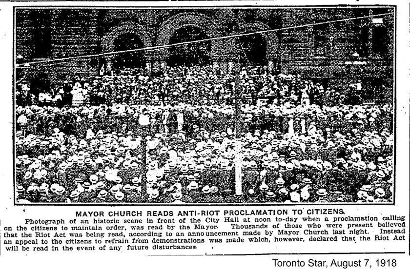 toronto-star-august-7-1918-greek-rest-riot-act