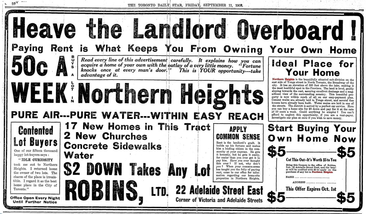 toronto-star-sep-11-1908-robins-heave-the-landlord-overboard