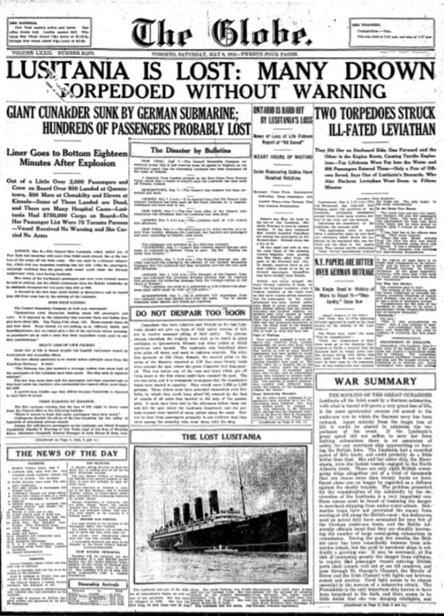 10 Globe, May 5, 1908