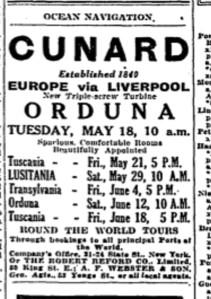 12 Globe, May 7, 1915