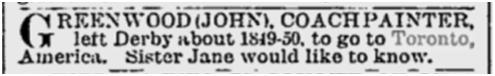 18950903DailyMailandEmpire John Greenwood