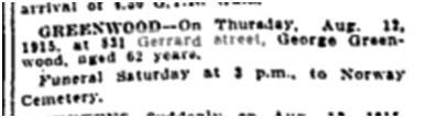 19150813GM George Greenwood obit
