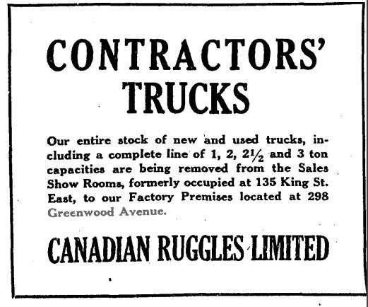 19250505GL Ruggles Trucks 298 Greenwood
