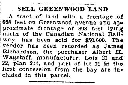 19280202TS Sale of brick pit to Wagstaff