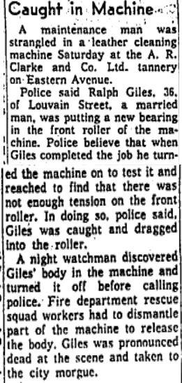 20c Globe and Mail, Feb. 10, 1964