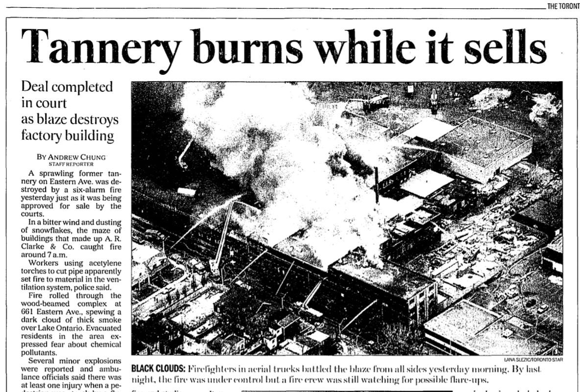 25 Toronto Star, June 28, 2001