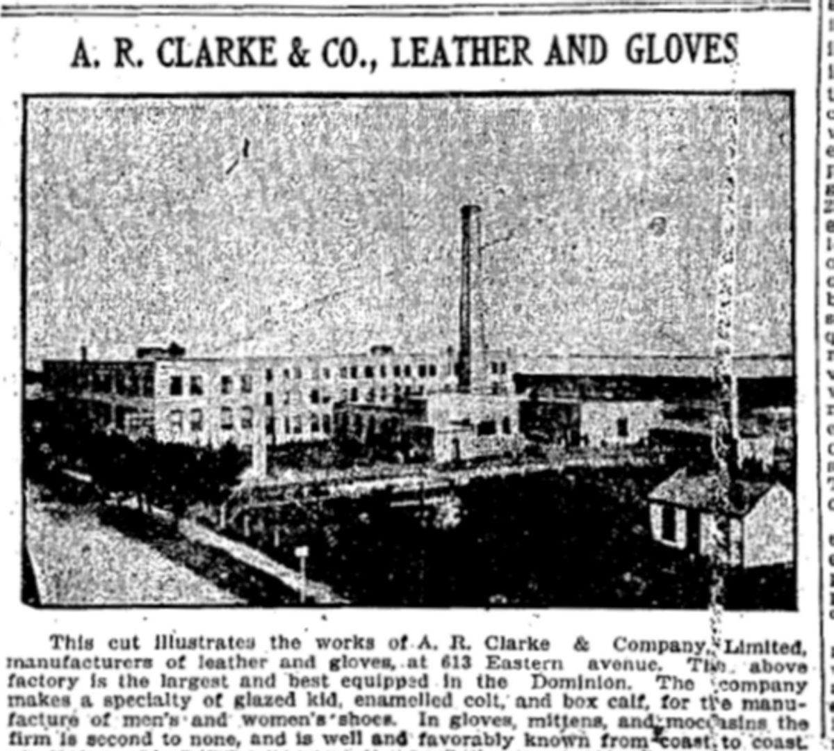 5 Toronto Star, June 23, 1905