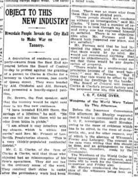 6 Toronto Star, Sept. 26, 1906