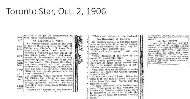 7 Toronto Star, Oct. 2, 1906