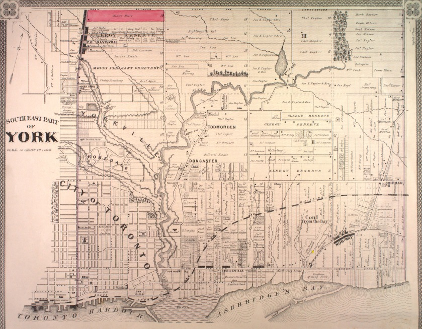 1878 County Map