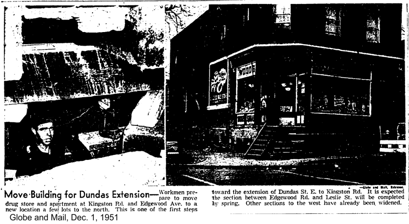 19511201 GM Globe and Mail, Dec. 1, 1951