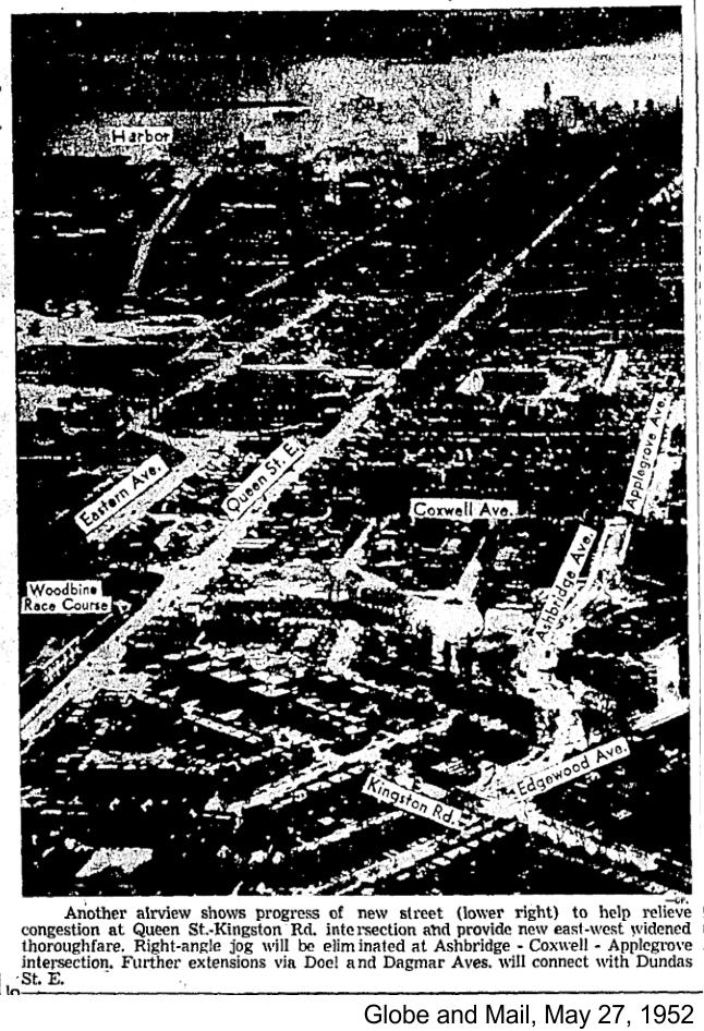19520507 GMGlobe and Mail, May 7, 1952