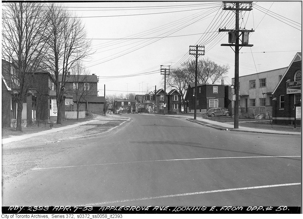 Series 372, Subseries 58 - Road and street condition photographs