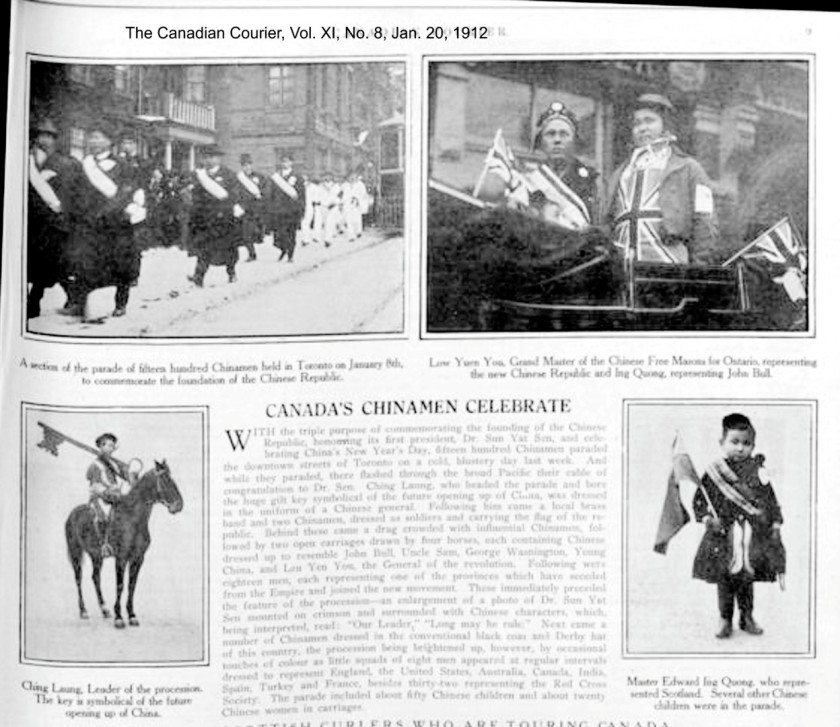 Canadian Courier, Vol. XI, No. 8, Jan. 20, 1912