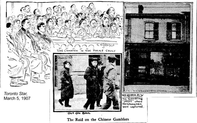 Toronto Star, March 5, 1907