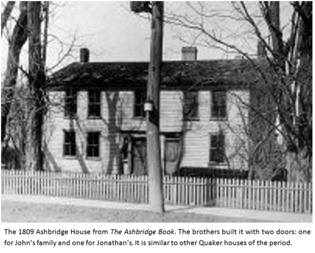 1809 Ashbridge House