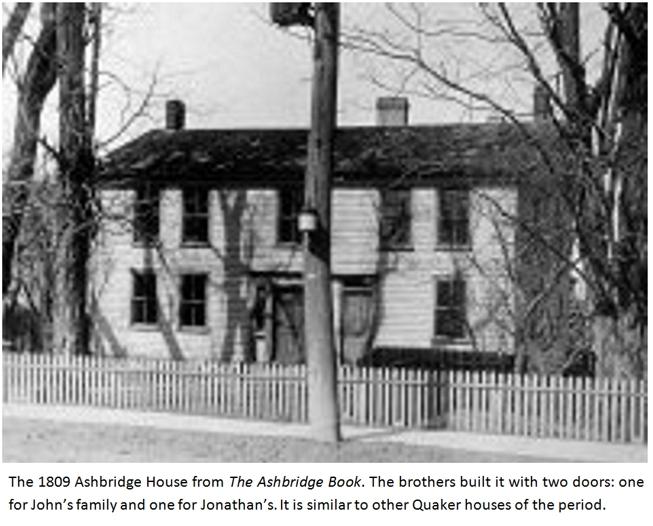 1809 Ashbridge House