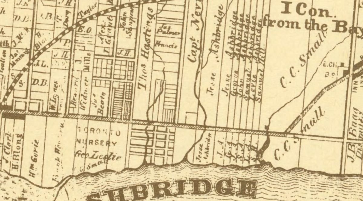 1860 Tremaine North Shore Ashbridges Bay