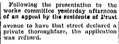 19271029 Toronto Star, Oct. 29, 1927 Prust