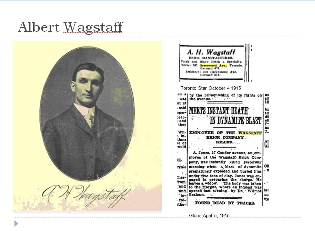 A H Wagstaff