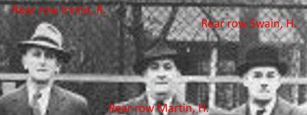 Rear row b