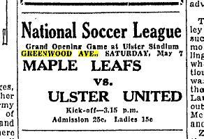 Toronto Star, May 6, 1932