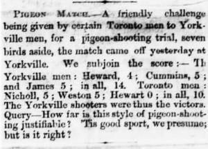 18651118 GL Pigeon shoot