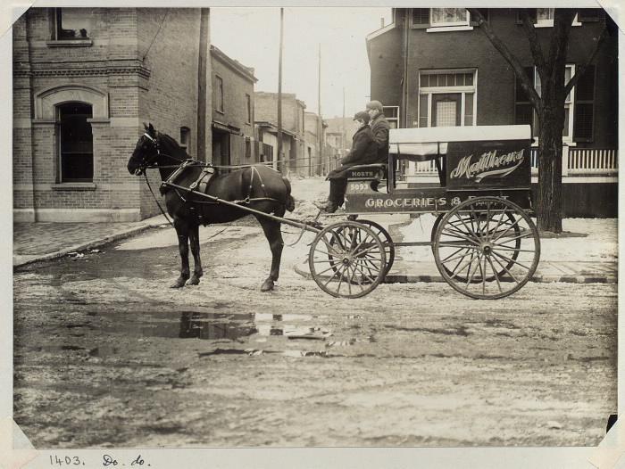 1911 TPL Prince, Grocery Wagon