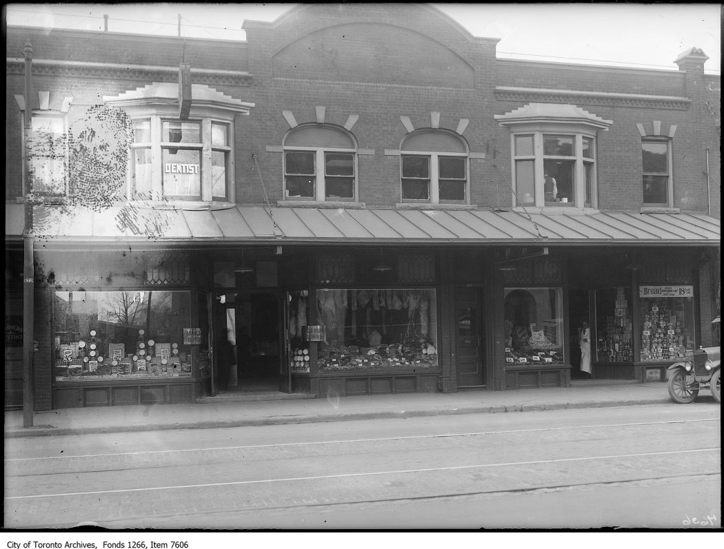 Arnold Bros, head office, 956 Queen E.. - April 20, 1926