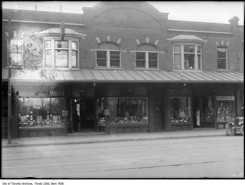 Arnold Bros, head office, 956 Queen E.. - April 20, 1926