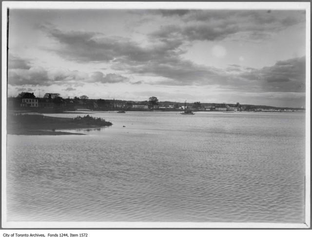 Ashbridge's Bay ca 1910