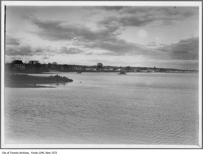 Ashbridge's Bay ca 1910