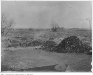 Dumping April 24 1900