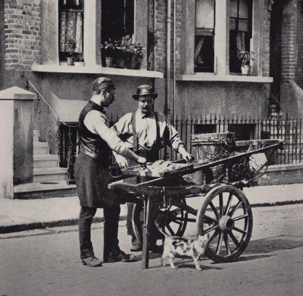 fishmonger 1884 to 1887