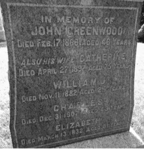 Greenwood John