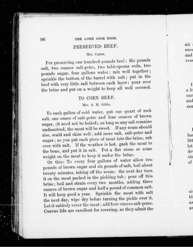 Home Cook Book corned beef1