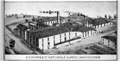 Morse Soap