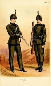 Rifle Brigade 1871