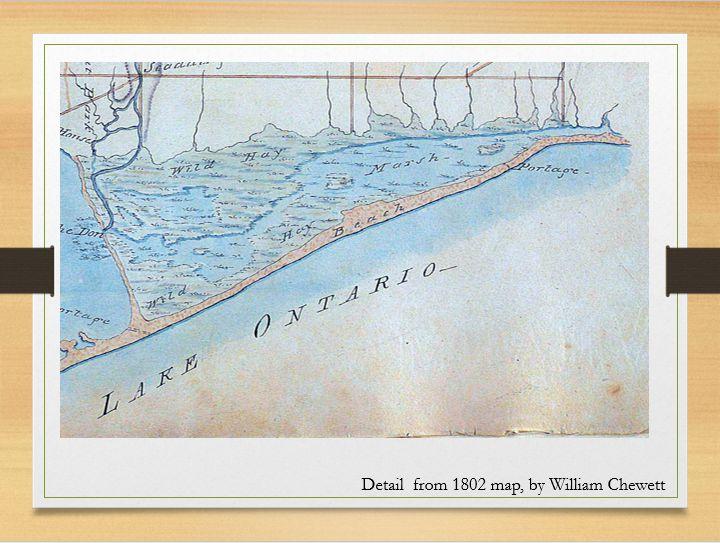 Chewitt map 1802