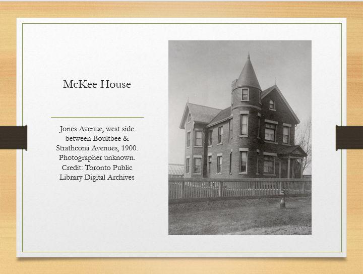 McKee House